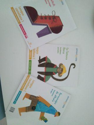 Libros de primaria. Editorial Teide.