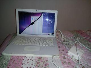 macbook para piezas