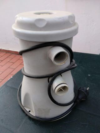 Depuradora / Bomba de agua