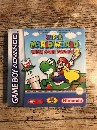 Game boy Advance - Super Mario World