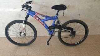 Bicicleta Topbike TSX 200 Aluminium