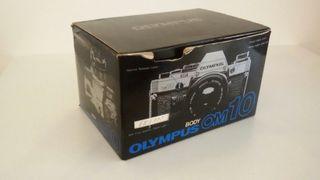 Camara reflex Olympus OM10
