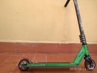 Patinete scooter BULPARK! (neg)