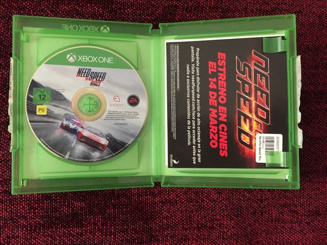 Videojuego Need for Speed Rivals Xbox One