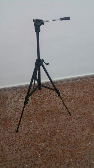 trípode para cámara Sony