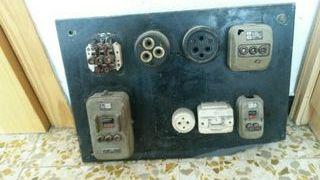 Vendo antiguo cuadro eléctrico