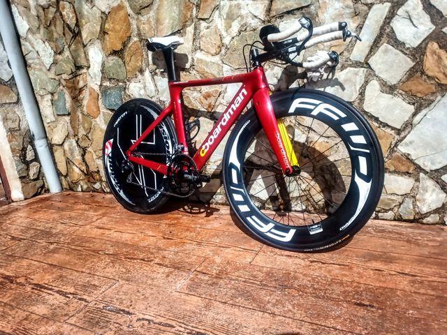 Cabra XS Bicicleta Contrarreloj