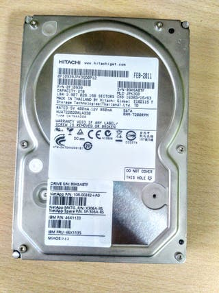 Disco duro 3,5 Hitachi hdd 2 TB