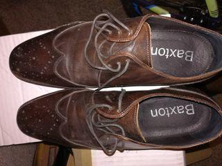 zapatos hombre baxton italy 42