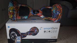 Patinete eléctrico smart gyro xl2 street