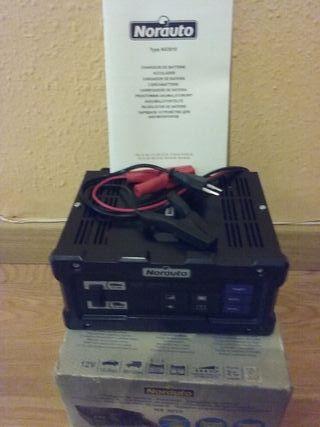 cargador de baterias de coches