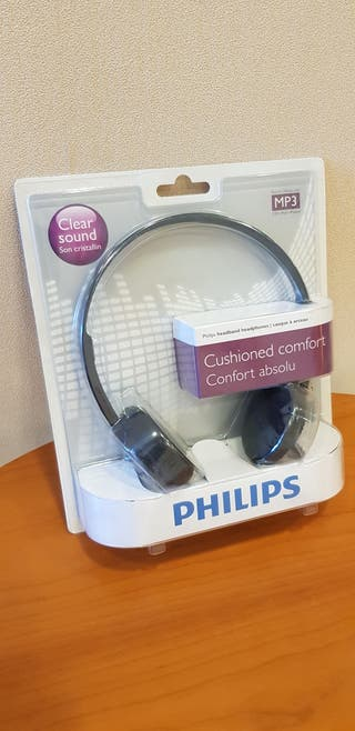 Auriculares PHILIPS SHL 1000.