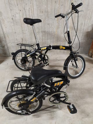 Bicicletas plegables Scamper B2R
