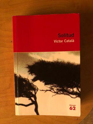 Libro Sol·litud. Victor Català