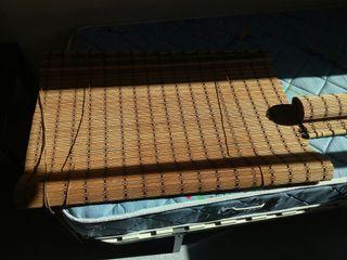 Estor laminado madera