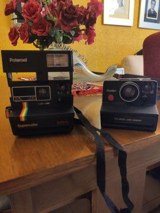 cámara fotos instantánea Polaroid