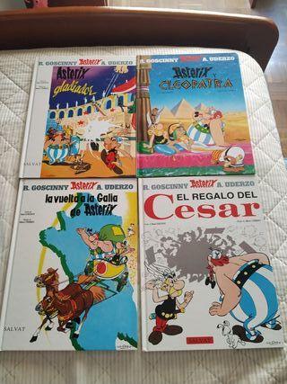 Comics Astérix y Obélix