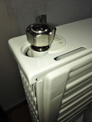 Radiador para calefacción
