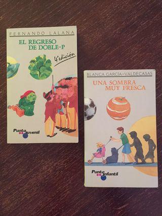 LOS DOS ( Colección PUNTO INFANTIL)
