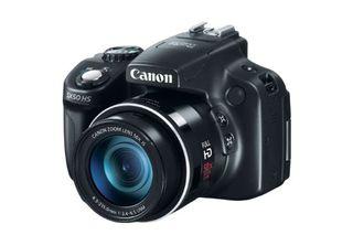 Canon PowerShot SX50 HS - Cámara compacta de 12.1