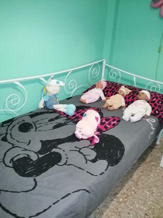 cama diván