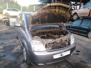 Despiece de Opel Meriva