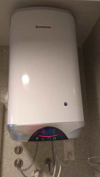 Acumulador de agua 80L.