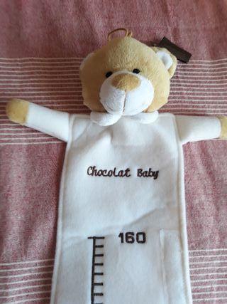 Medidor osito Chocolat Baby