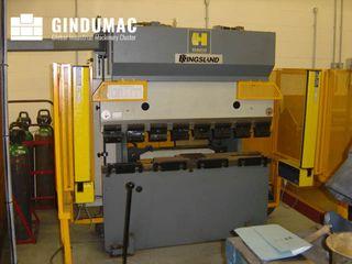 Máquina plegadora HACO PPM 1640