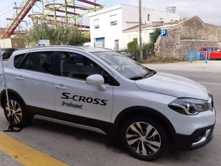 Suzuki S-Cross 1.0 GLX 2019
