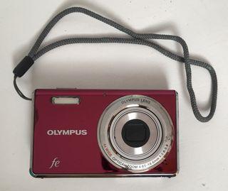 Cámara de fotos y vídeo Olympus Lens 12Mpx