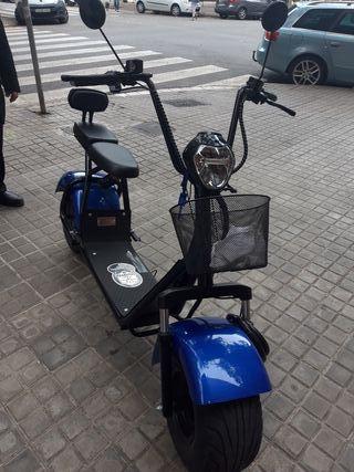moto eléctrica citycoco 1400w 12AH