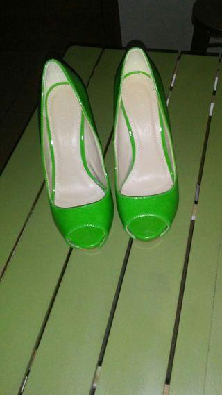 zapatos de mujer , zapatos de tacón
