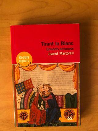 Libro: Tirant Lo Blanc