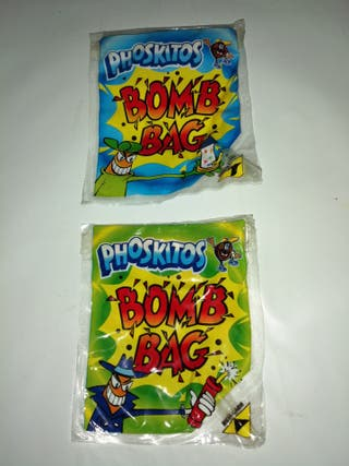 lote bomb bag phoskitos