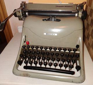 maquina escribir hispano olivetti