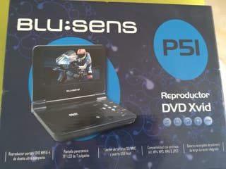 Reproductor DVD Blu:Sens P51