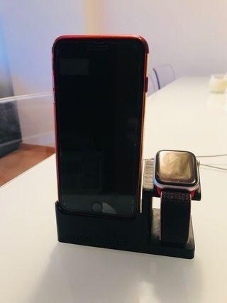 Soporte IPhone y Apple Watch