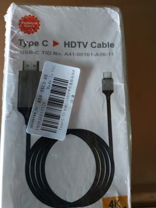 CABLE HDTV TIPO C