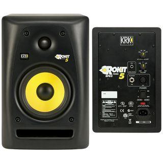 Monitores de estudio KRK Rokit 5 (2a generación)