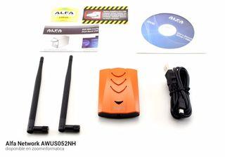 Antena USB Alfa network