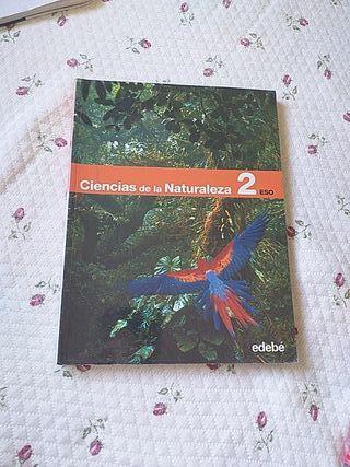 ciencias de la naturaleza edebé 2 eso