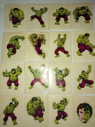 lote cropan hulk con luz cropan