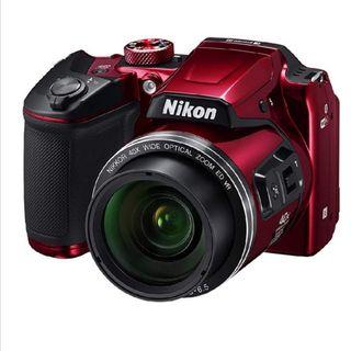 Cámara de fotos digitales Nikon B500