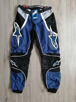Pantalón motocross - enduro
