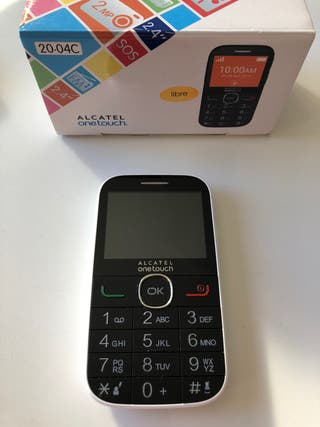 ALCATEL ONE TOUCH 20-04C
