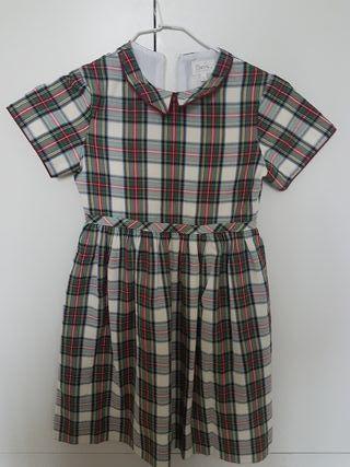 vestido niña serri t.10