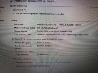Vendo PC portátil Alienware