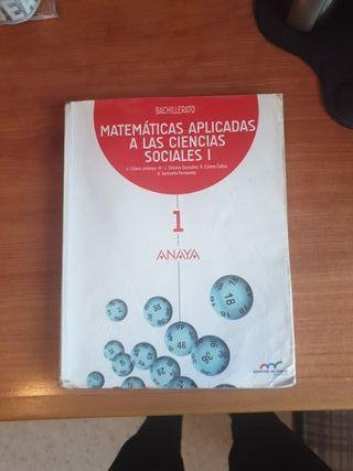 libro de matematicas aplicadas