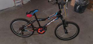 Bicicleta berg niño